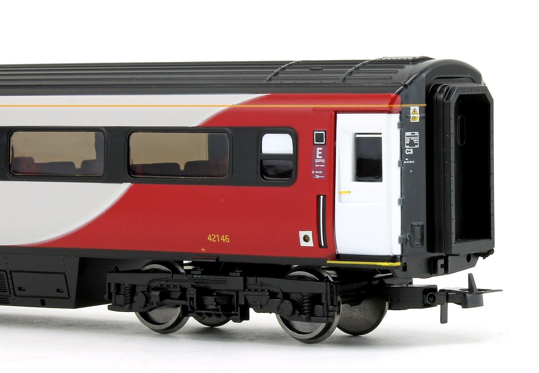 LNER Mk3 Trailer Standard Open (TSO) Coach No.42146