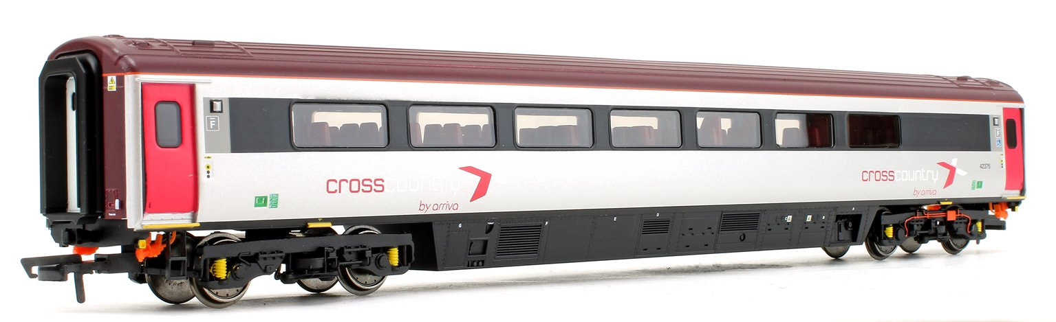 Cross Country Trains by Arriva Mk3 Sliding Door TSD Trailer Standard (Disabled) No.42376