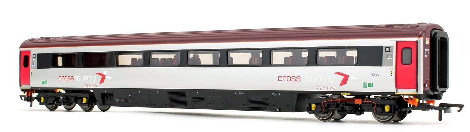 Cross Country Trains by Arriva Mk3 Sliding Door TSD Trailer Standard (Disabled) No.42380