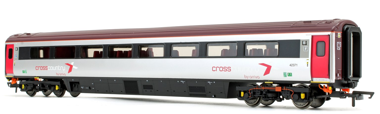 Cross Country Trains by Arriva Mk3 Sliding Door TSD Trailer Standard (Disabled) No.42371