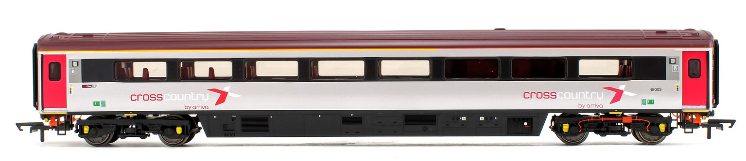 Cross Country Trains Mk3 Sliding Door TCC Trailer Car Catering No.45003