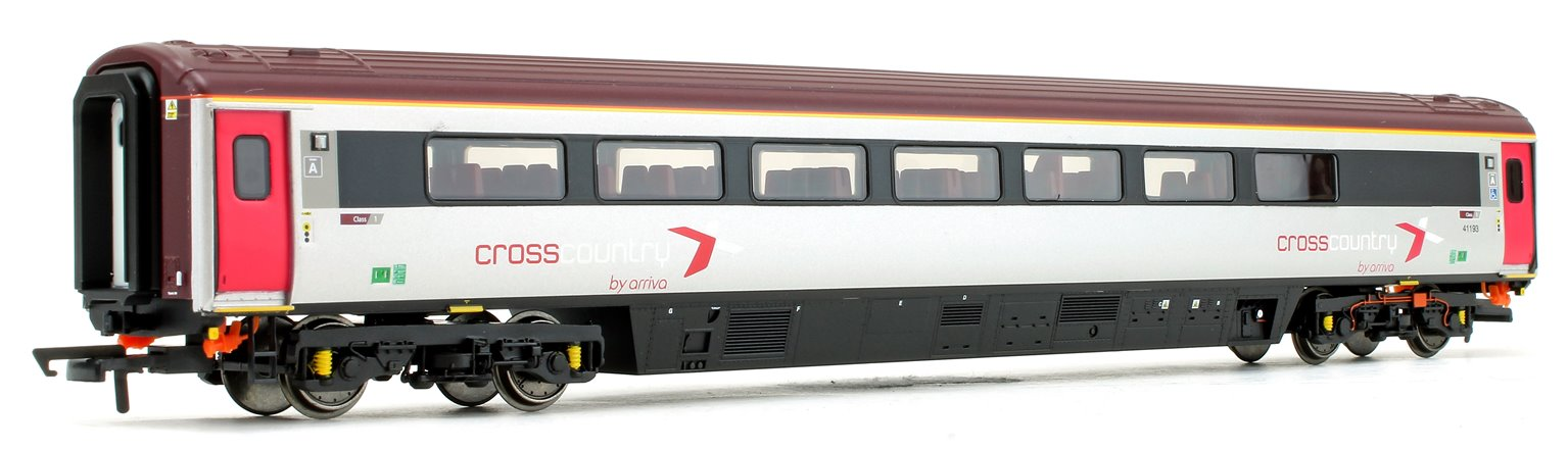 Cross Country Trains by Arriva Mk3 Sliding Door TFD Trailer First (Disabled) No.41193
