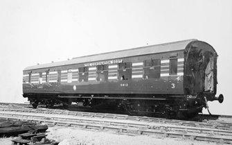 LMS, Stanier D1905 Coronation Scot 57' BTK, 5812