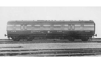 LMS, Stanier D1912 Coronation Scot 50' RK, 30086