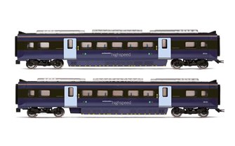 South Eastern, Class 395 Highspeed Train 2-car Coach Pack, MSO 39134 and MSO 39135