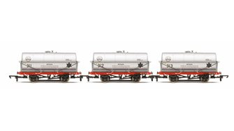 20 Ton Tank Wagon, ICI - Three Wagon Pack
