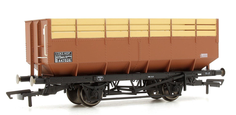 BR (exLMS) 20 Ton Coke Hopper Wagon '447526'