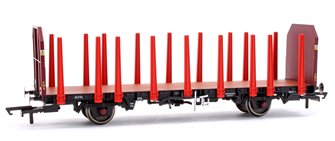 EWS OTA Timber Wagon (Tapered Stanchions) No.200763