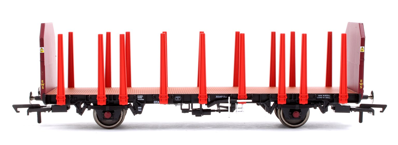 EWS OTA Timber Wagon (Tapered Stanchions) No.200763