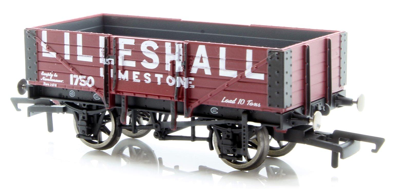 5 Plank Wagon, Lilleshall #1750