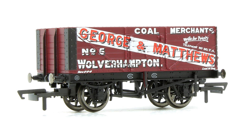 7 Plank Wagon, George & Matthews No.5