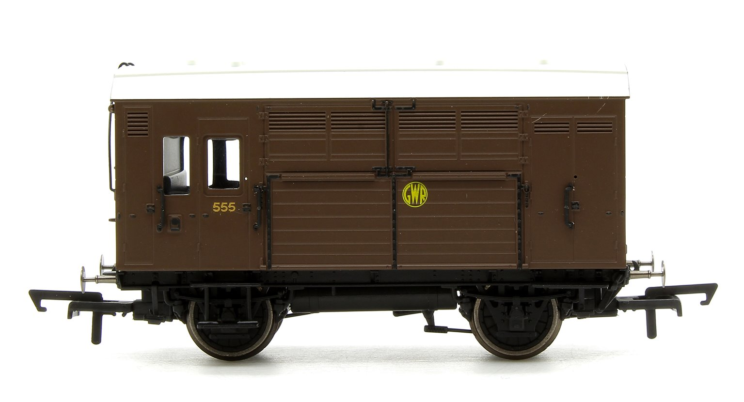 GWR Horse Boxes (3 Pack)