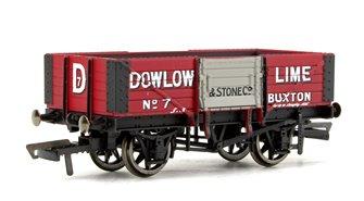 'Dowlow Lime' 5 Plank Wagon No. 7