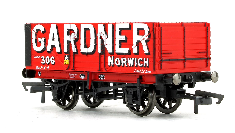 Gardner 7 Plank Wagon No.306