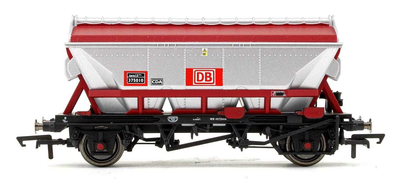 DB Cargo (UK) CDA 2 Axle Hopper No.375010