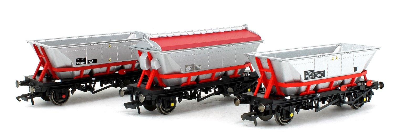 National Wagon Preservation Group Set of Three Hopper Wagons