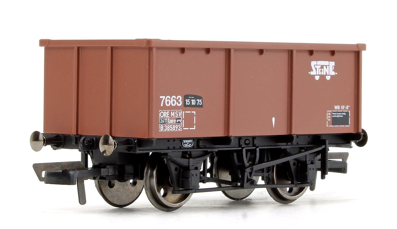 BR 27 Ton 7663 MSV Iron Ore Tippler No.B385893