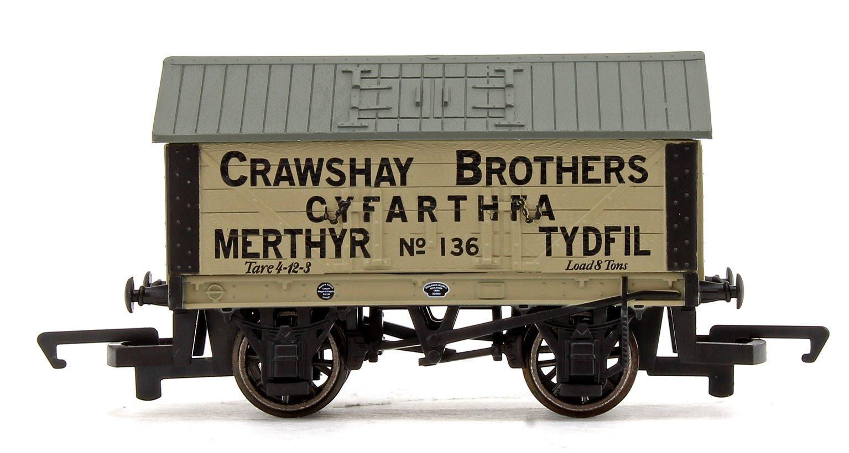 'Crawshay Brothers' 8T Lime Wagon No.136