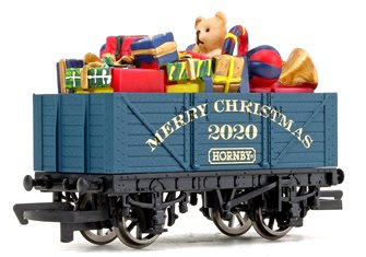 Hornby 2020 Christmas Wagon