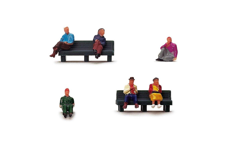 Figures - Sitting People