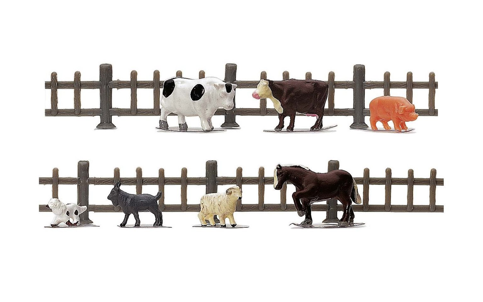 Figures - Farm Animals