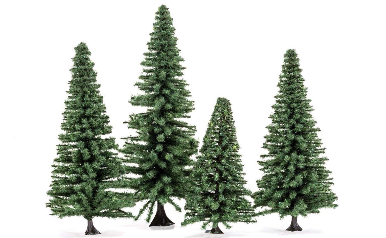 Large Fir Trees