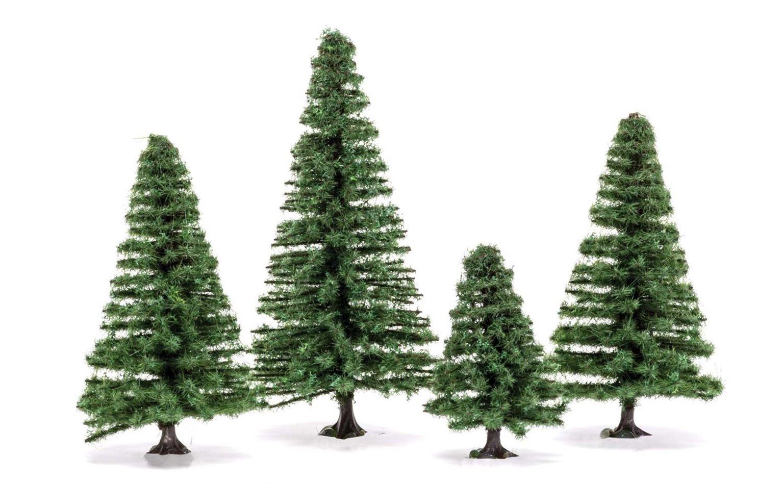 Small Fir Trees