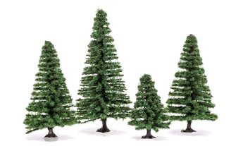 Small Fir Trees