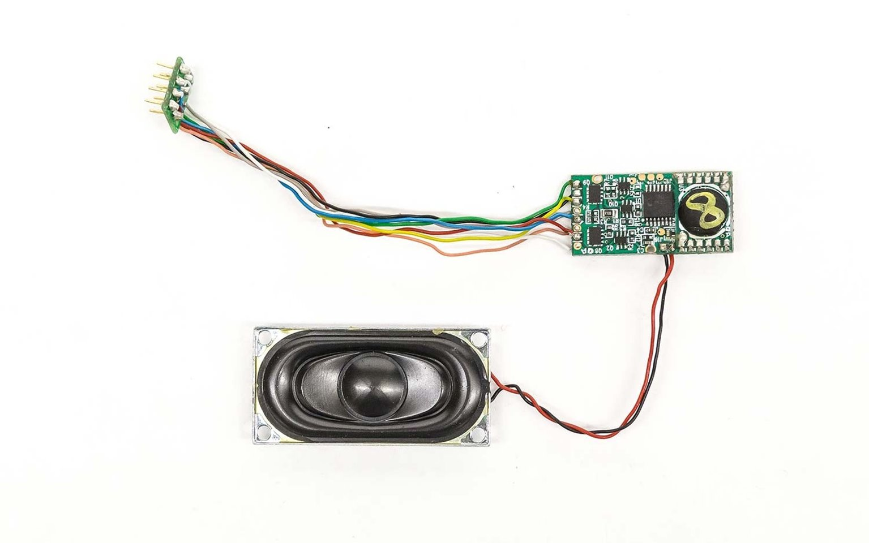 TTS Sound Decoder: Class 20