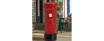 Hornby Skaledale - Pillar Box