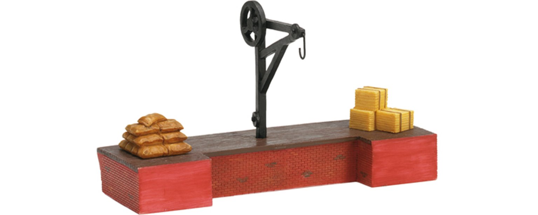 Loading Stage & Crane