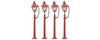Platform Lamps x4