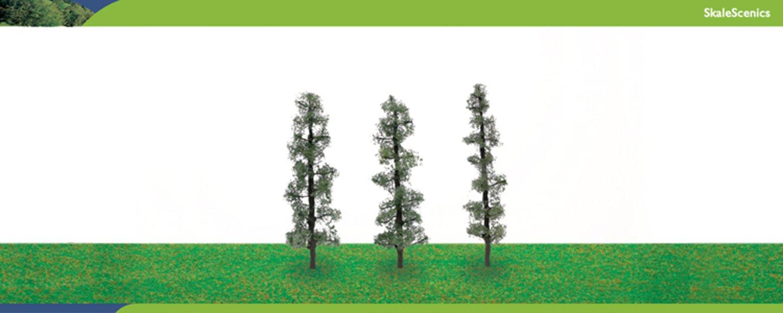 Cedar Trees 100mm (Pack of 3)