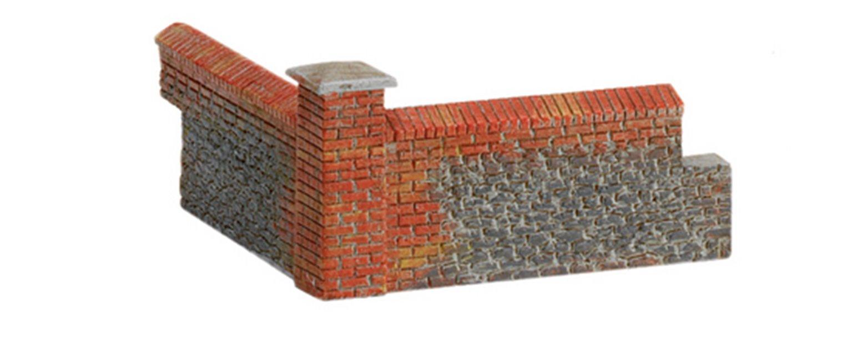 Hornby Skaledale Brick Walling (Corners)