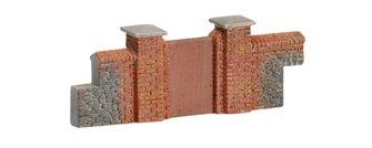Hornby Skaledale Brick Walling (Gates & Piers)