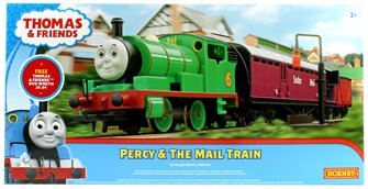 Thomas & Friends Percy and the Mail Train Set