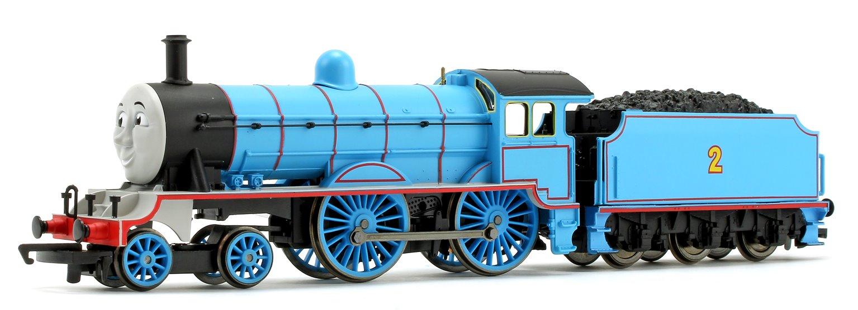 Thomas & Friends 'Edward' Blue 4-4-0 Steam Locomotive No.2