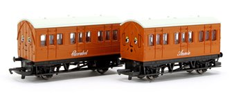 Thomas & Friends Annie and Clarabel Coach Pack