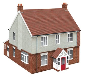 Hornby Skaledale Modern Detached House