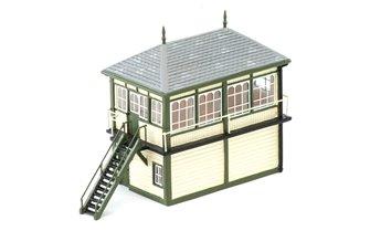 Granite Station Signal Box