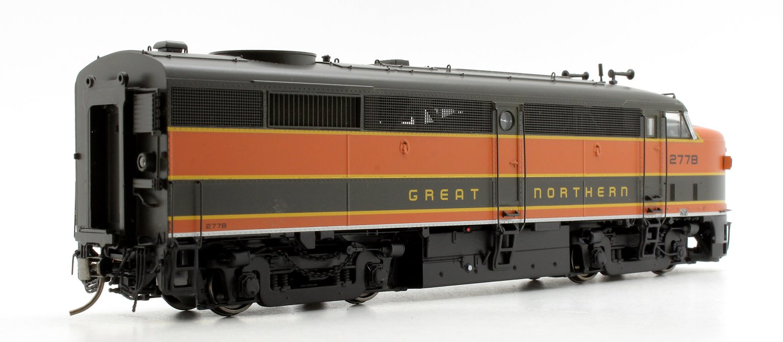 Alco/MLW FPA-2 Locomotive - GN #277B - DC/DCC/Sound