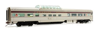 Budd Mid-Train Dome Car - Canadian Pacific Block #500 - Voiture Skyline