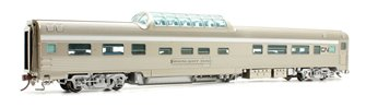"Budd Mid-Train Dome Car - Canadian National ""Moonlight Dome"" - Voiture Skyline"