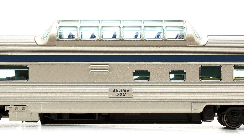 Budd Mid-Train Dome Car - VIA Rail Canada #503 - Voiture Skyline