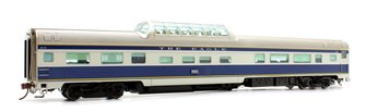 Budd Mid-Train Dome Car - MOPAC EAGLE #891 - Voiture Skyline
