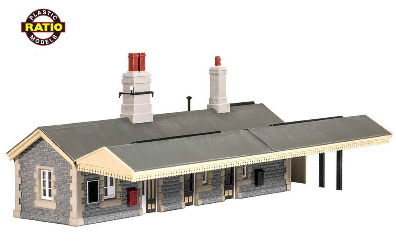 Station Building Kit