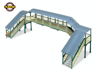 Modular Covered Footbridge
