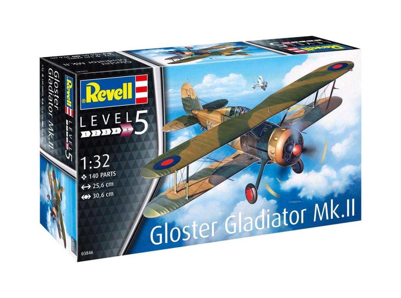 Gloster Gladiator Mk II Kit