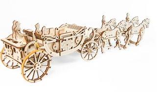 Mechanical model Royal Сarriage