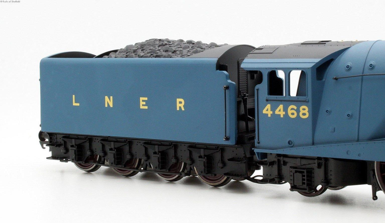 Mallard LNER Blue Class A4 Loco 4468 DCC Ready